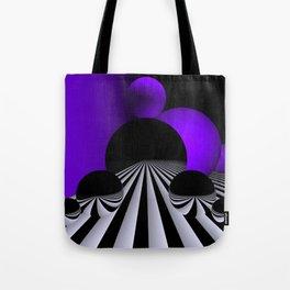 go violet -01- Tote Bag