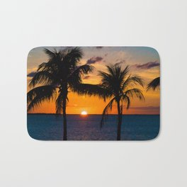 Key Largo Sunset Bath Mat
