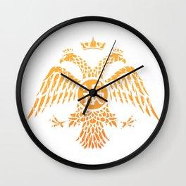 Byzantine Empire Wall Clock