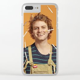 Mac Demarco Clear iPhone Case