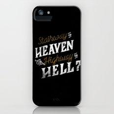 Highway to Heaven? Slim Case iPhone (5, 5s)