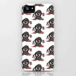 Eyeball Killer iPhone Case
