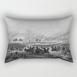 Gettysburg -- Civil War Rectangular Pillow