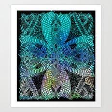 Ubiquitous Bird Collection12 Art Print