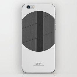 GUTTA iPhone Skin