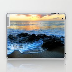 Sunset @ Rincon Laptop & iPad Skin