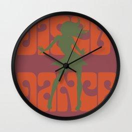 Disco dance Wall Clock