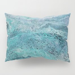 Rising to the Surface Pillow Sham