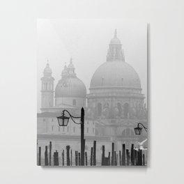 Santa Maria Della Salute Metal Print