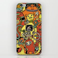 Warm in iPhone & iPod Skin