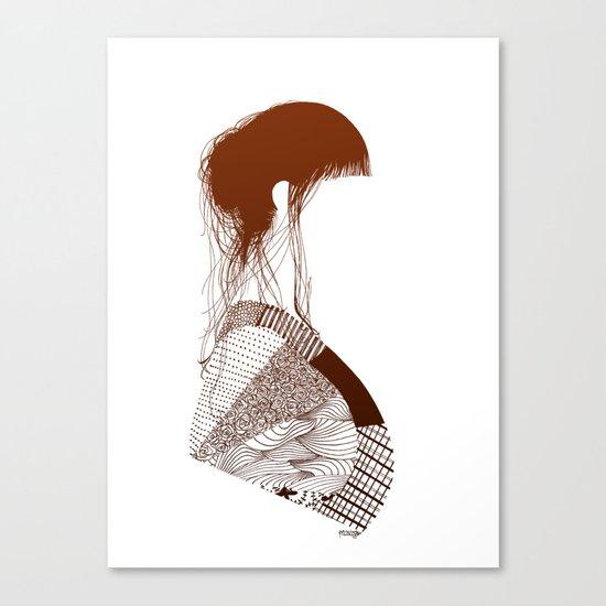 Retalhos  Canvas Print
