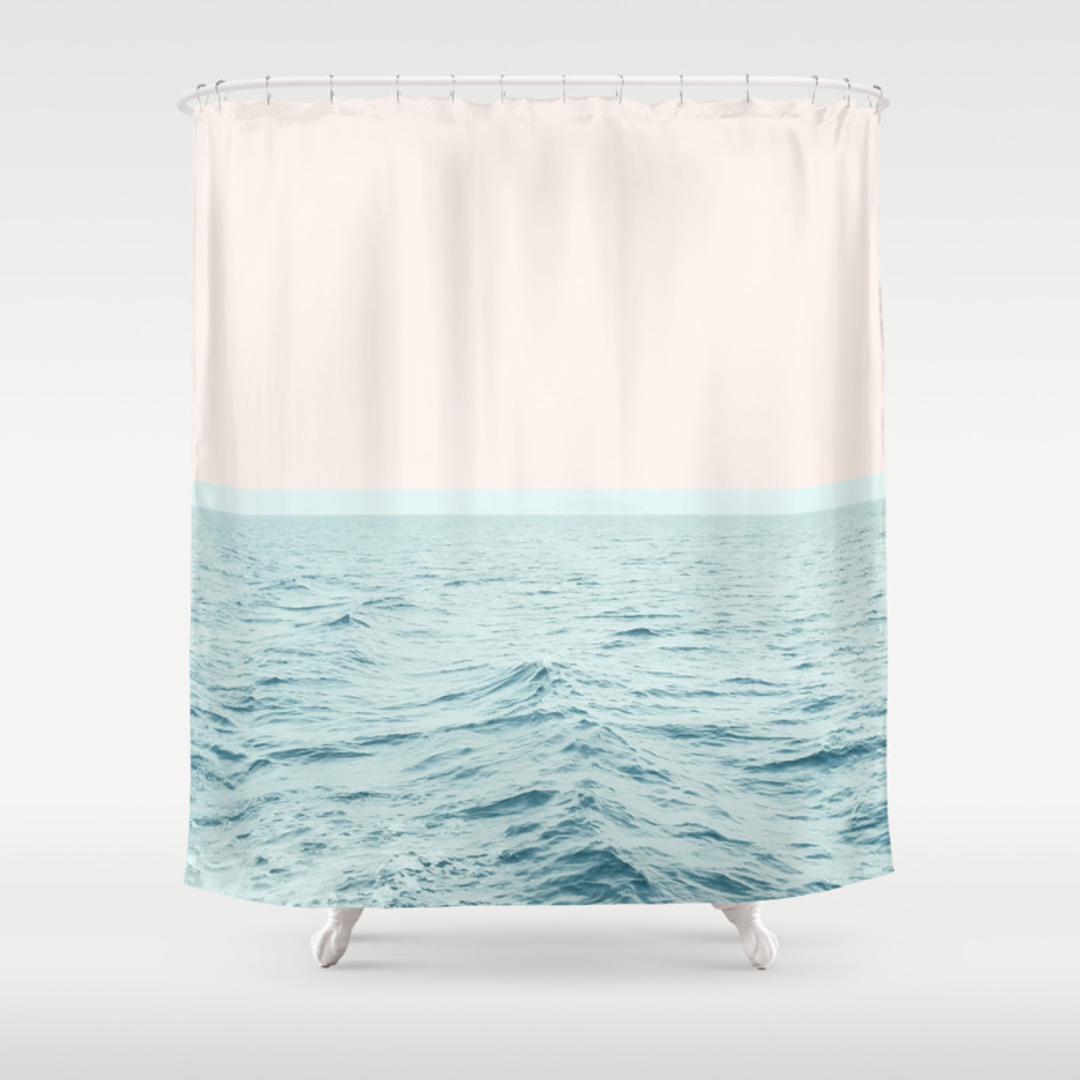 Graphic Design Shower Curtains Society6