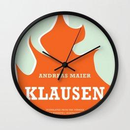 Klausen Wall Clock