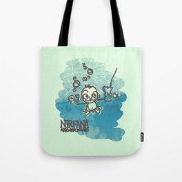 NIRFANA Tote Bag