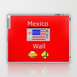 Mexico Wall Laptop & iPad Skin