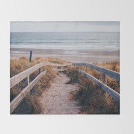 Summer Dreams Throw Blanket