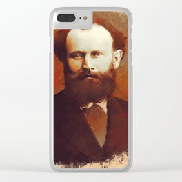 Edouard Manet, Artist Clear iPhone Case