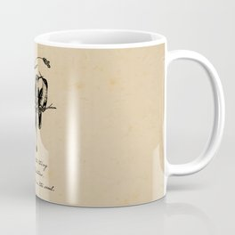 Emily Dickinson - Hope is the Thing with Feathers Coffee Mug