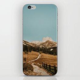 Mont Thabor/// Gran Séru iPhone Skin