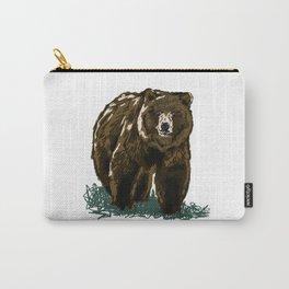 Dah Bear Carry-All Pouch