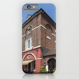 Ironbridge high street iPhone Case