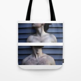 Diptych- Vulnerability Tote Bag