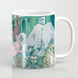 Noah's Ark Now Coffee Mug