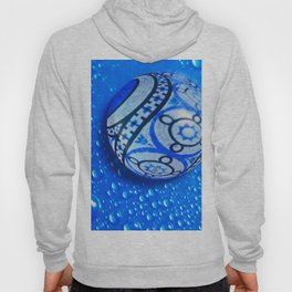 Stone And Water Orb Abstract Hoody
