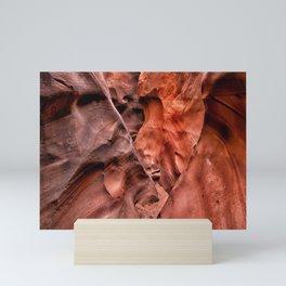 Slot Canyon - Fine Art Print Mini Art Print