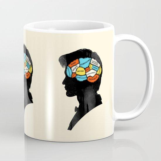 Doctor Phrenology Mug