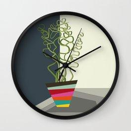 Unusually normal Wall Clock