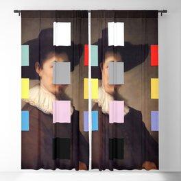 Portrait with a Spectrum 11 Blackout Curtain