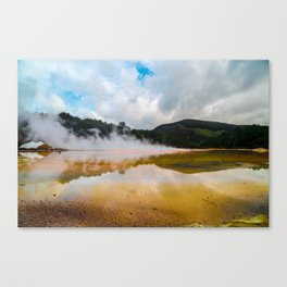 Earth's Wrath Canvas Print