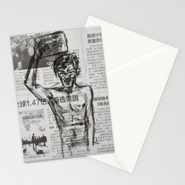 Protest 1 Stationery Cards