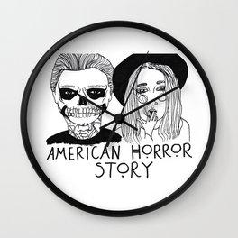 AHS Wall Clock