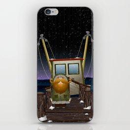The Work of Saphron Burrows iPhone Skin