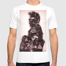Portrait of a Roman Legionary T-shirt