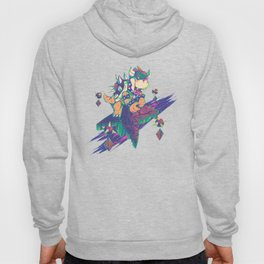 Bowser in the Sky Hoody