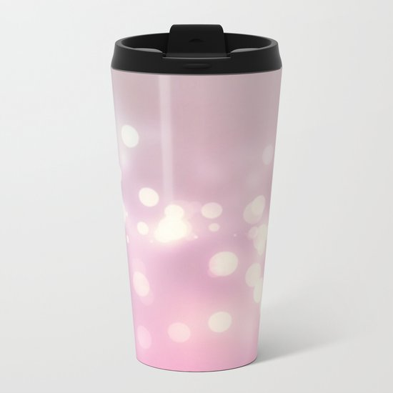 XO Metal Travel Mug