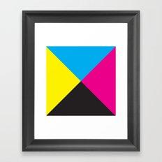 LibelluleMonde Framed Art Print