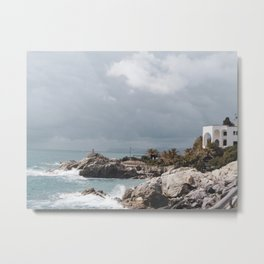 PHOTOGRAPHY - Windy day Metal Print