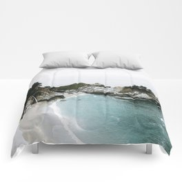 Big Sur / California Comforters