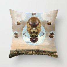 APOLLUNET Throw Pillow