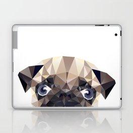 Pug Diamonds Laptop & iPad Skin