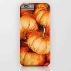 extreme orange Slim Case iPhone 6s