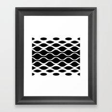Subatomic Framed Art Print