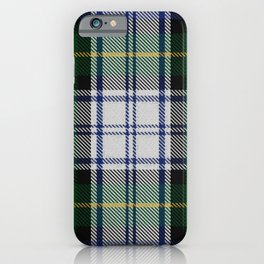 Love Tartán (4) - Gordon Dress iPhone Case