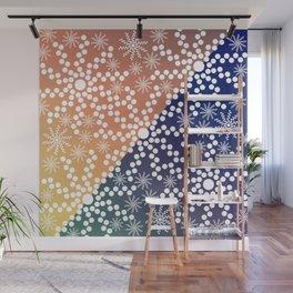 Abstract Mixed Media Series Sunshine 06 Wall Mural