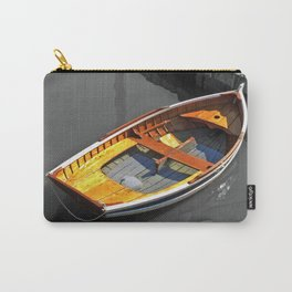 Wood and Water Carry-All Pouch