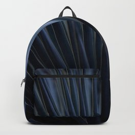 Blue Straws 2 Backpack